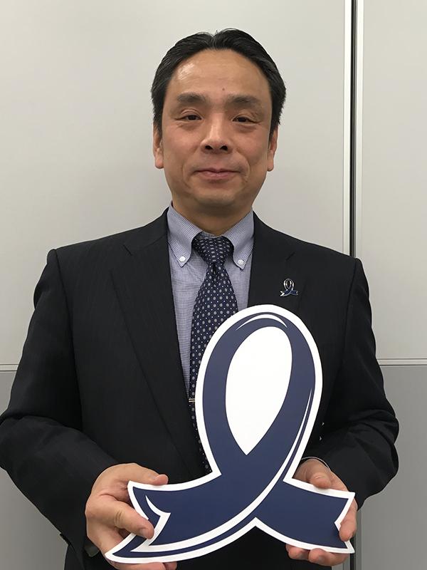 植竹 宏之/東京医科歯科大学医学部附属病院 消化器化学療法外科 科長
