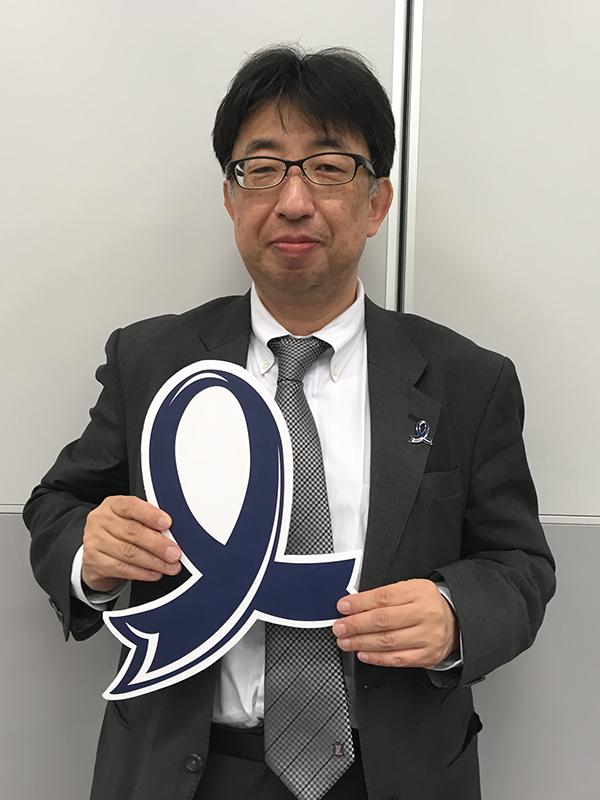 室 圭/愛知県がんセンター中央病院 薬物療法部 部長