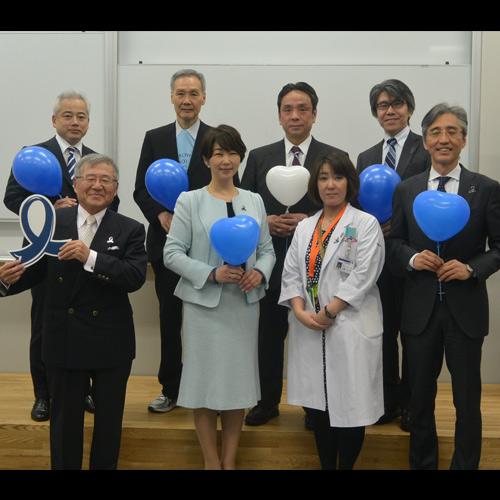 ブルーリボンキャラバン2017in東京ご登壇の皆様(その1)