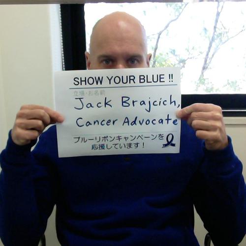 Jack Brajcich/Cancer Advocate