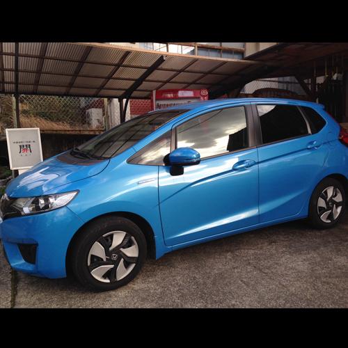 BLUE CAR/ブルーリボンキャラバンin人吉開催にて