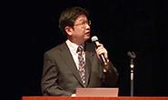 中山 俊先生 (福井県済生会病院 腫瘍内科部長) (ブルーリボンキャンペーンアンバサダー)