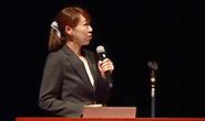 沖村 喜美恵先生(福井県済生会病院 管理栄養士)